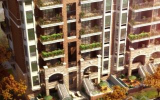 枣庄远航未来城项目建设启动 青檀小区棚户区改造项目