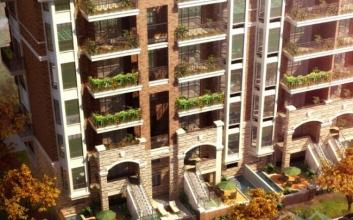 安侨东城国际花园 10月16日盛大开盘  起价3280元/平方米